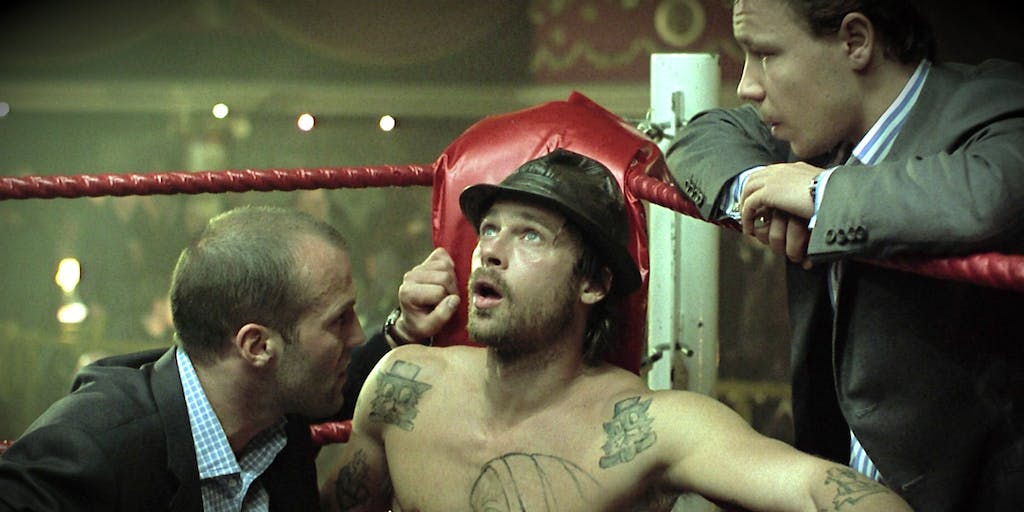Image result for snatch movie