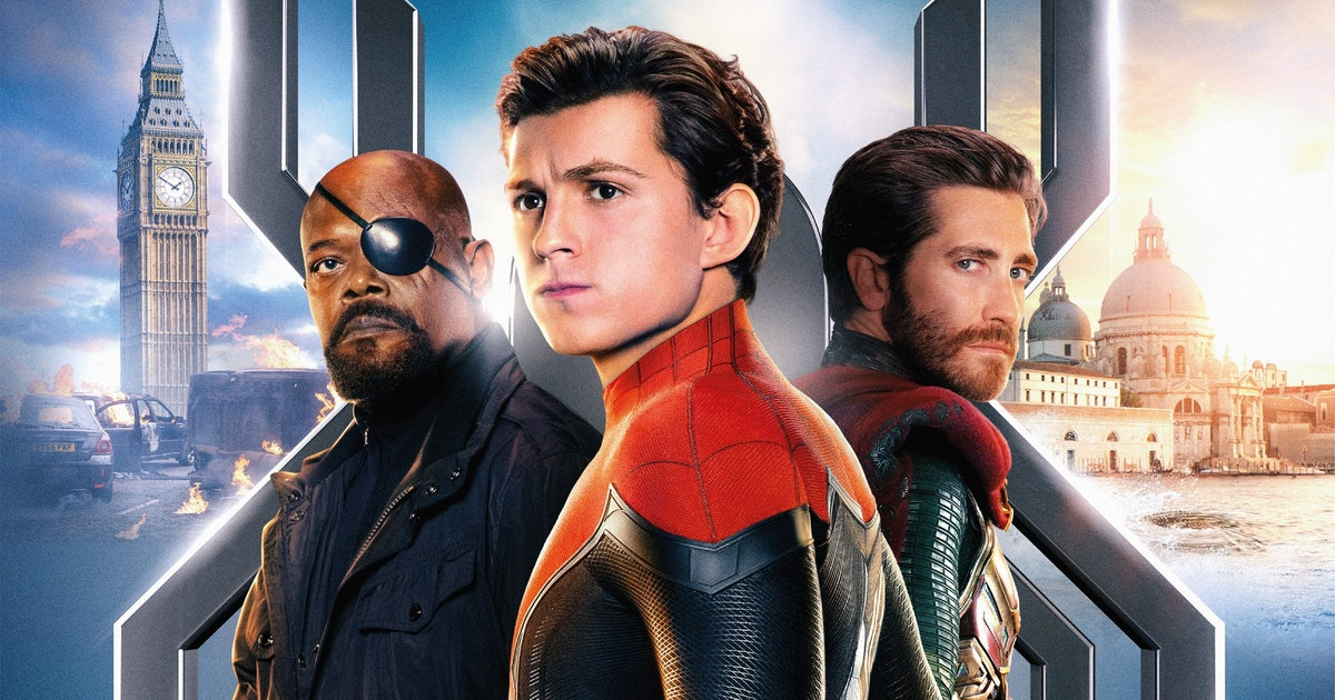 spider man far from home trailer music download mp3