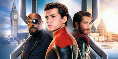 Spider-Man: Far From Home Soundtrack Music - Complete Song