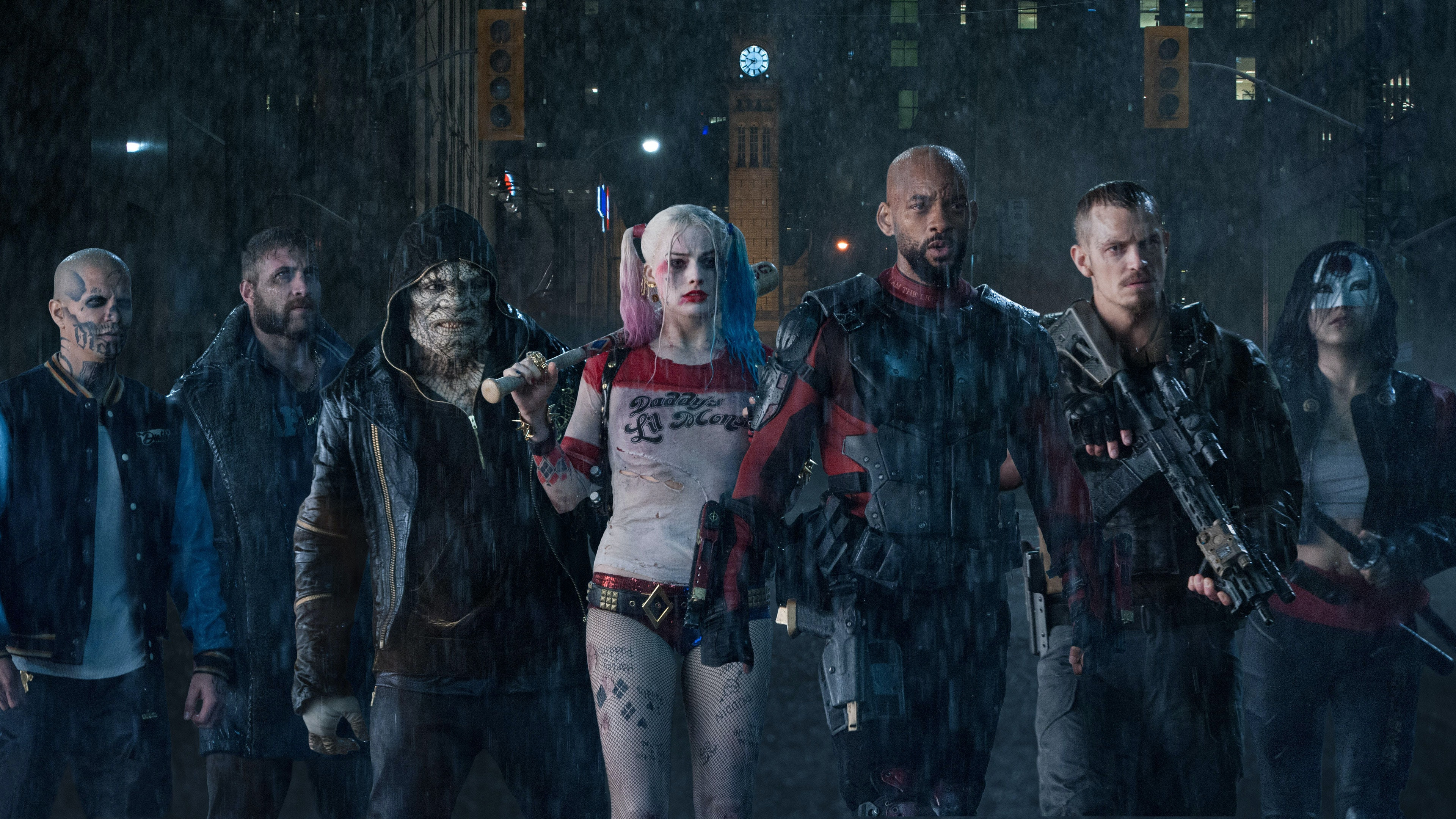 Suicide Squad 2016 Soundtrack Music Complete Song List Tunefind