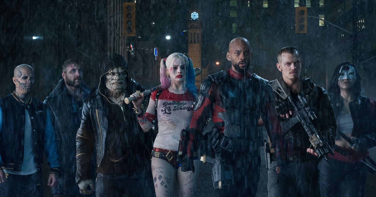 Suicide Squad Soundtrack Music Complete Song List Tunefind