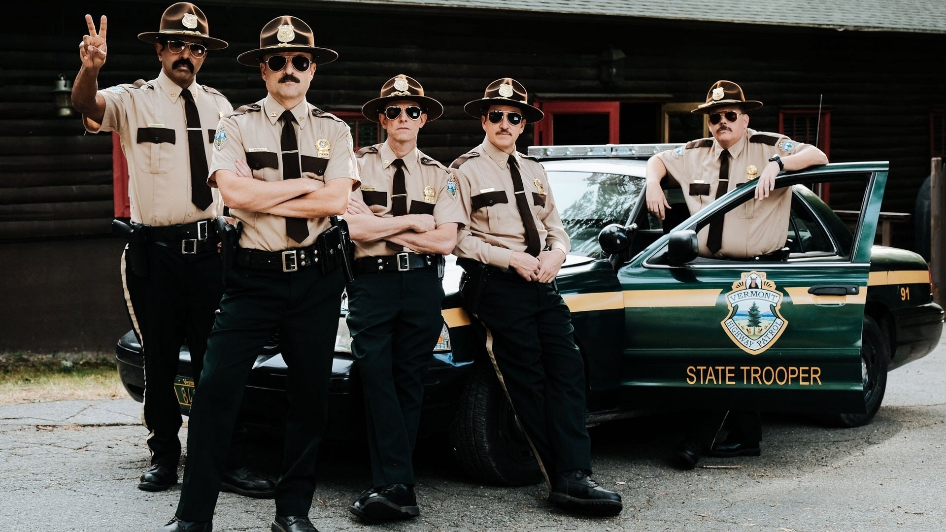 Super Troopers 2 Soundtrack