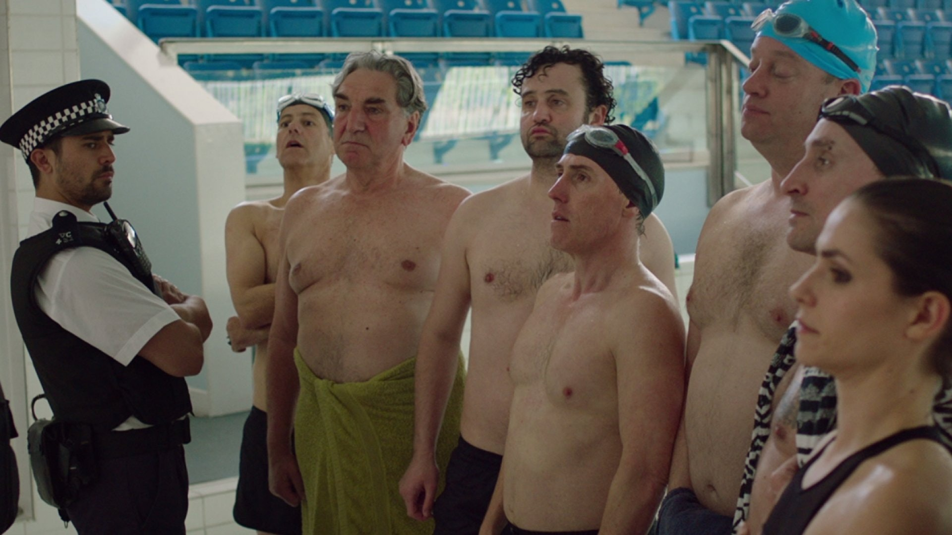 Swimming With Men Soundtrack