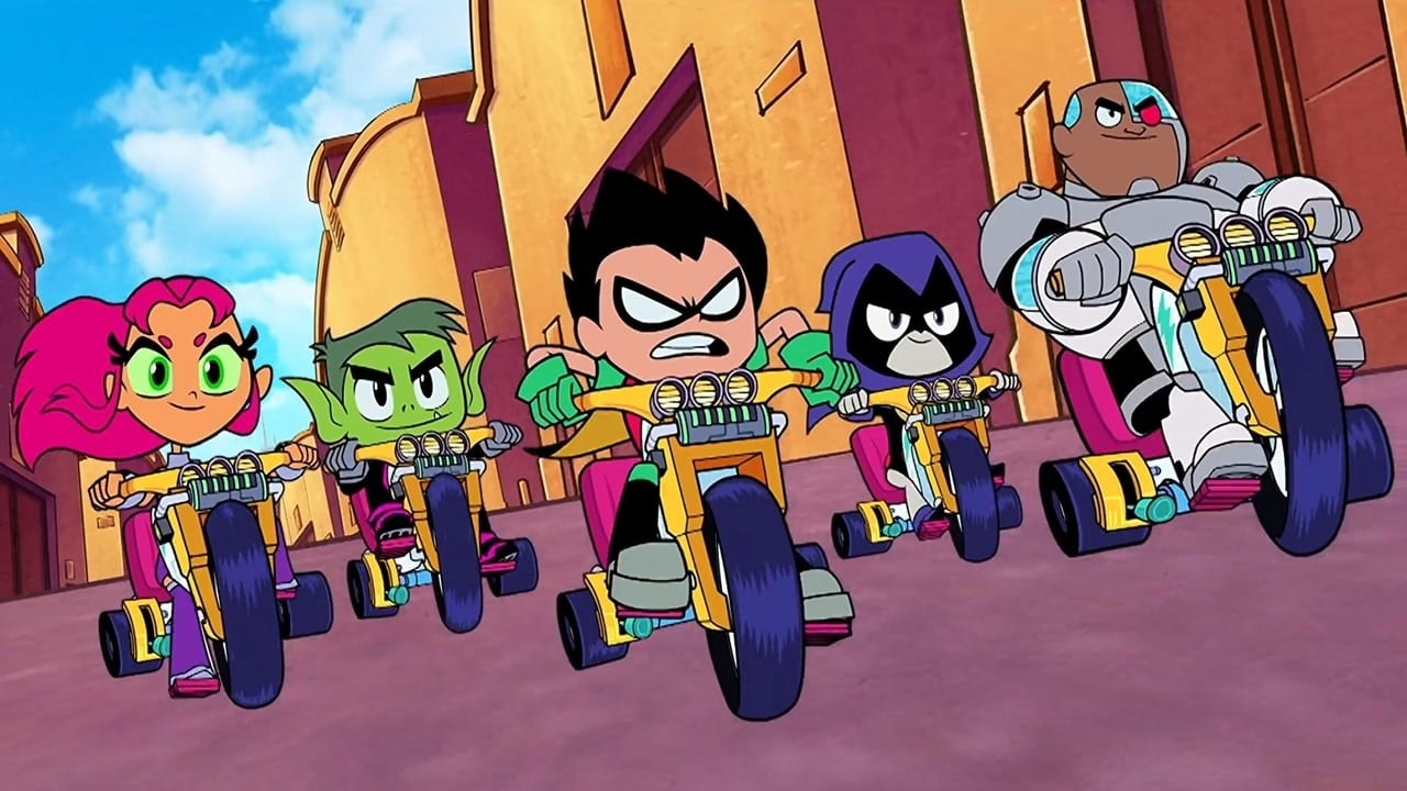 Teen Titans Go! To the Movies Soundtrack