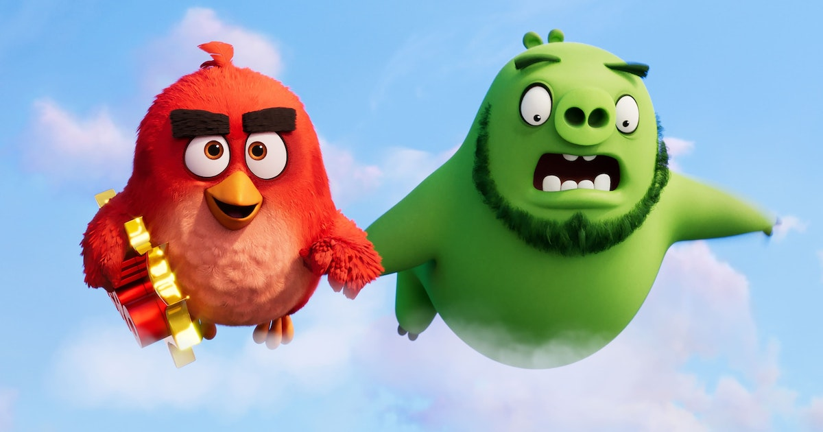 The Angry Birds Movie 2 Soundtrack Music Complete Song List