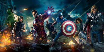 The Avengers Soundtrack Music - Complete Song List | Tunefind