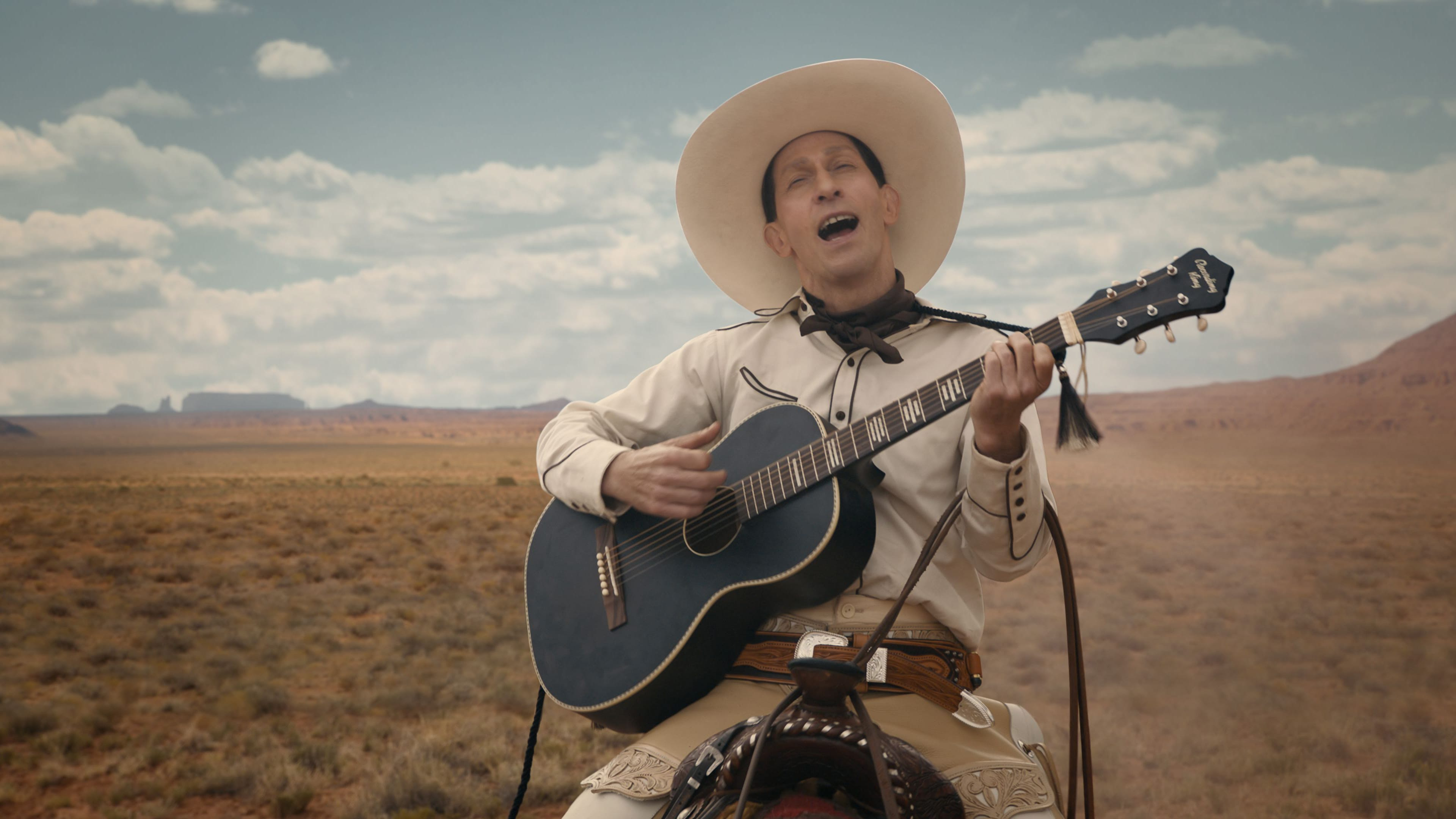 The Ballad of Buster Scruggs Soundtrack