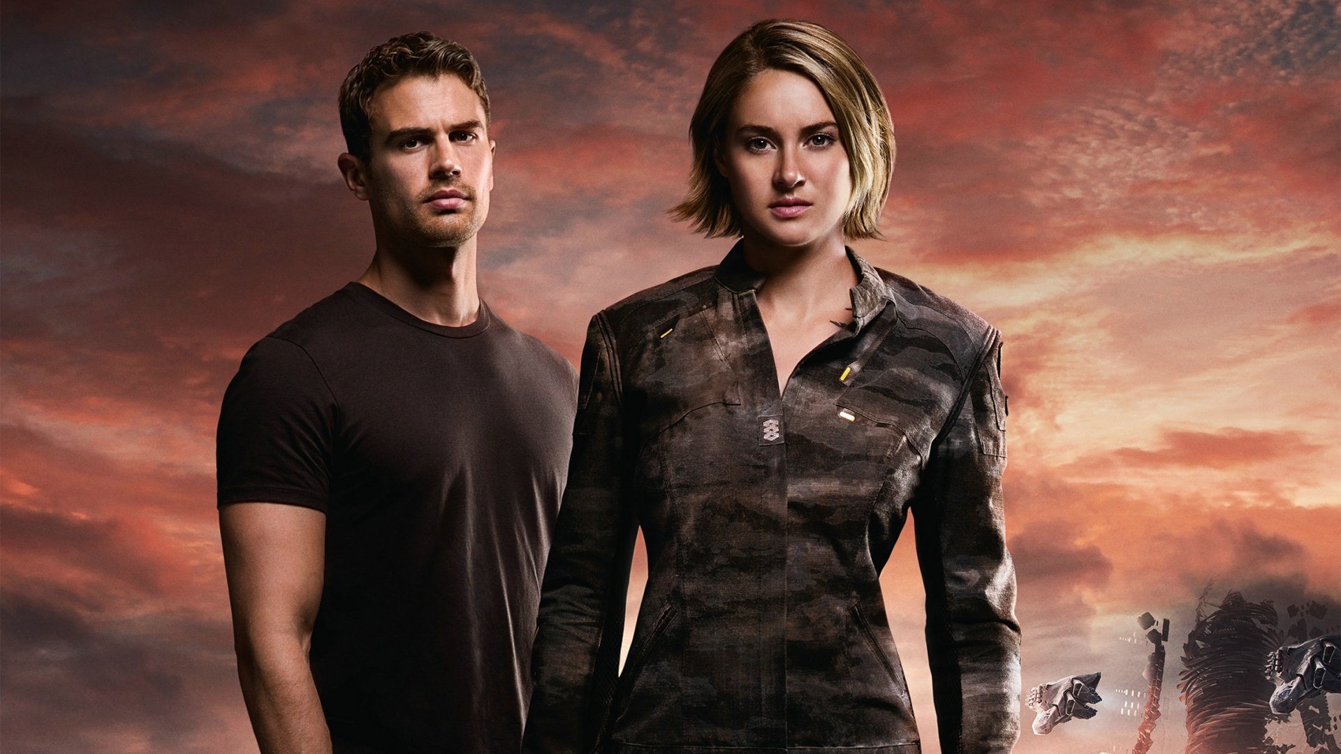 The Divergent Series: Allegiant (2016) Soundtrack