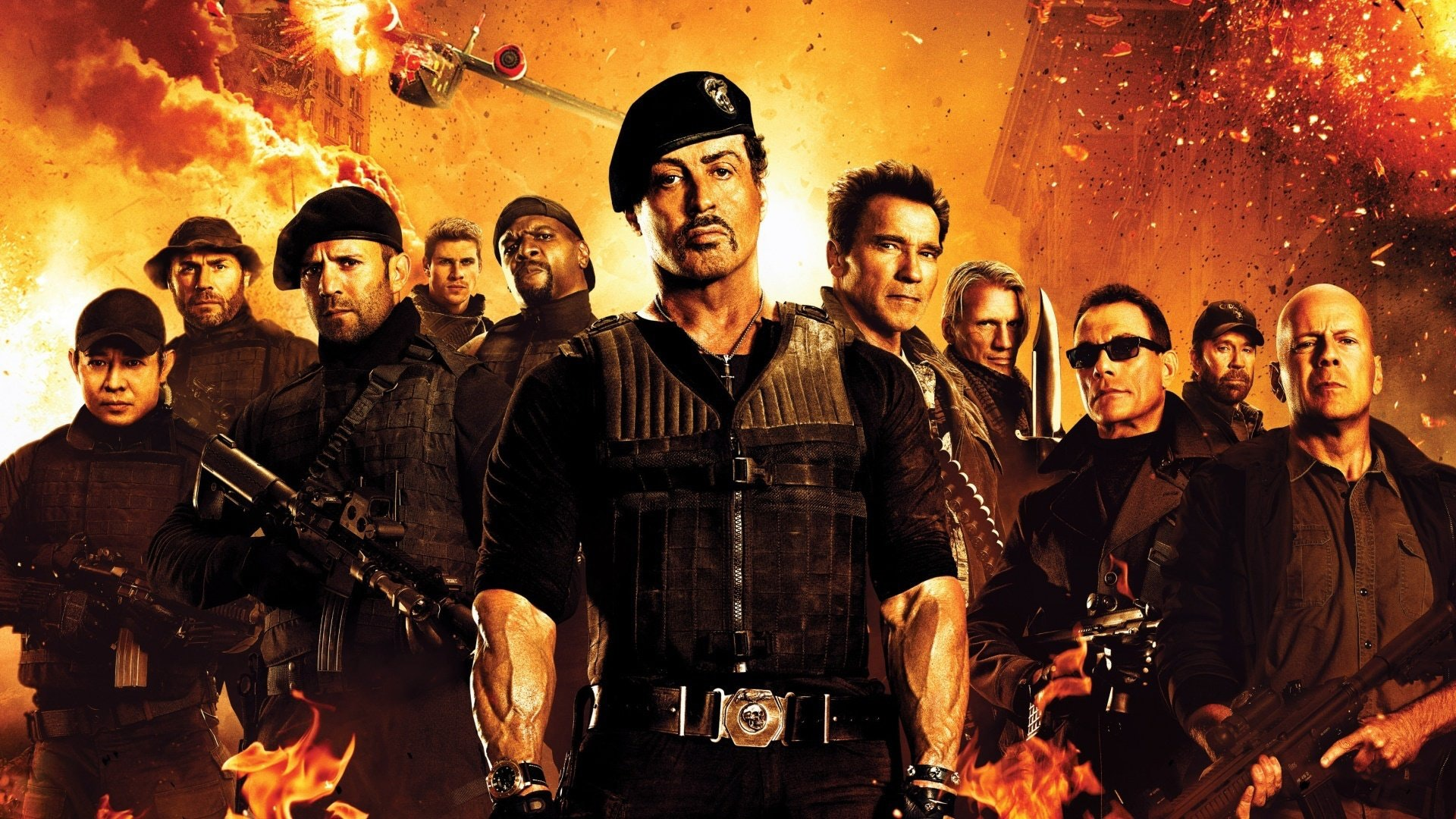 The Expendables 2 Soundtrack