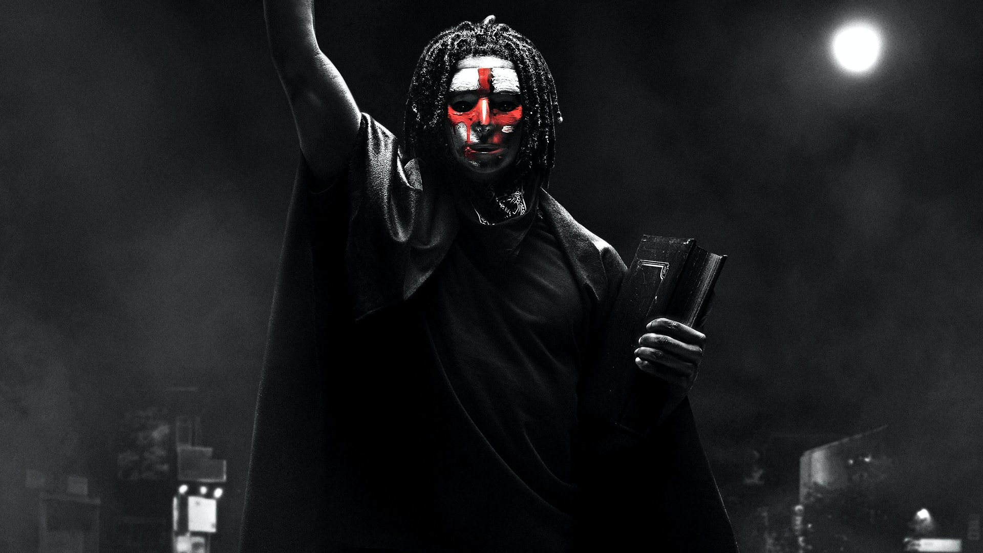 The First Purge 2018 Movie Wallpapers: The First Purge (aka American… Soundtrack Music