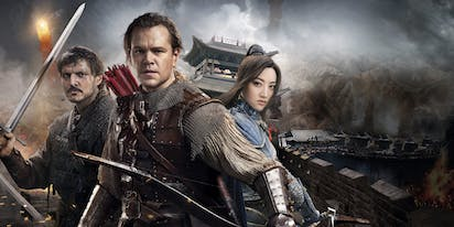 The Great Wall Soundtrack Music - Complete Song List | Tunefind