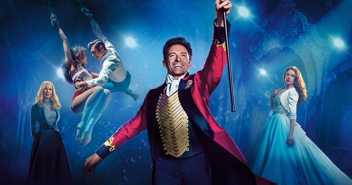 The Greatest Showman Soundtrack Music - Complete Song List