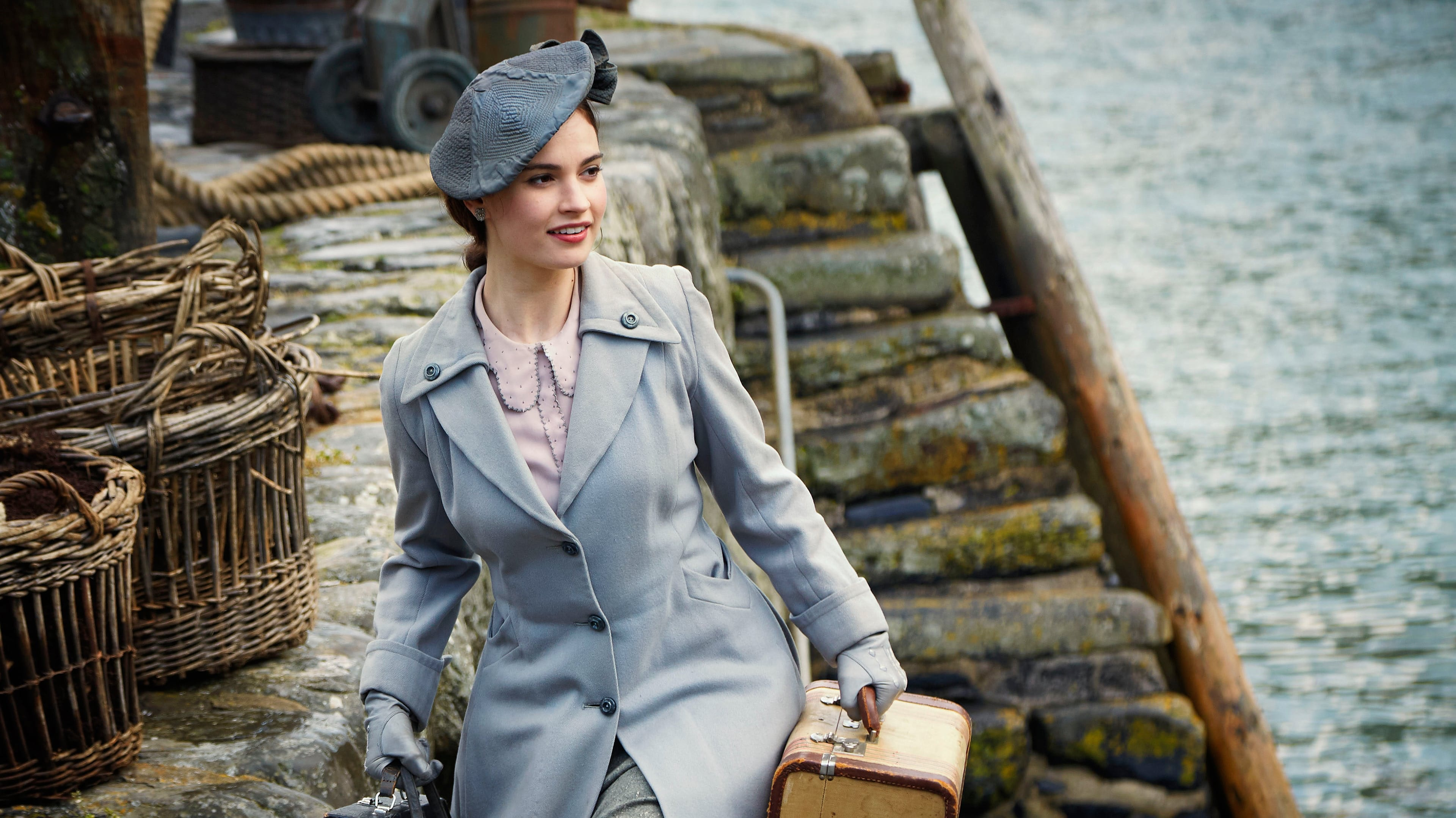 The Guernsey Literary and Potato Peel Pie Society Soundtrack