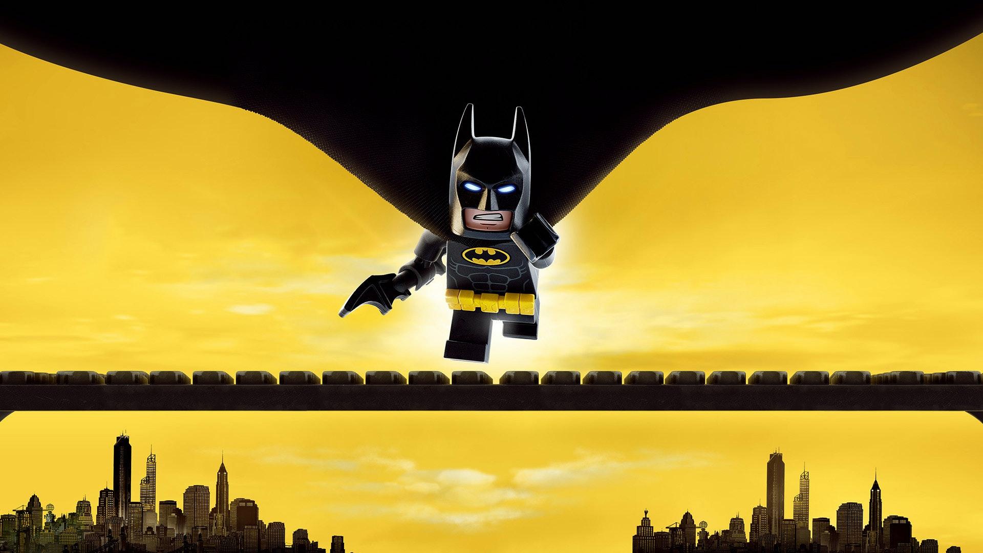 The LEGO Batman Movie (2017) Soundtrack