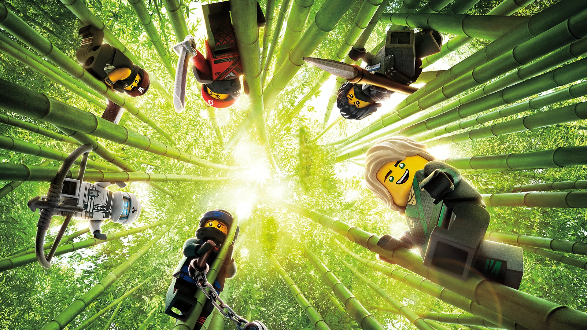 The LEGO NINJAGO Movie (2017) Music Soundtrack - Complete Song List | Tunefind