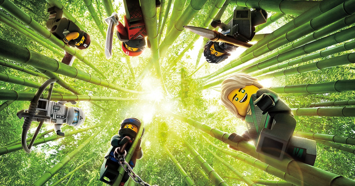 The LEGO NINJAGO Movie Soundtrack Music - Complete Song List | Tunefind