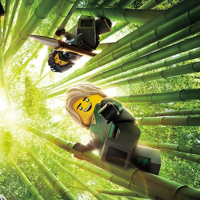 The LEGO NINJAGO Movie Soundtrack Music - Complete Song List