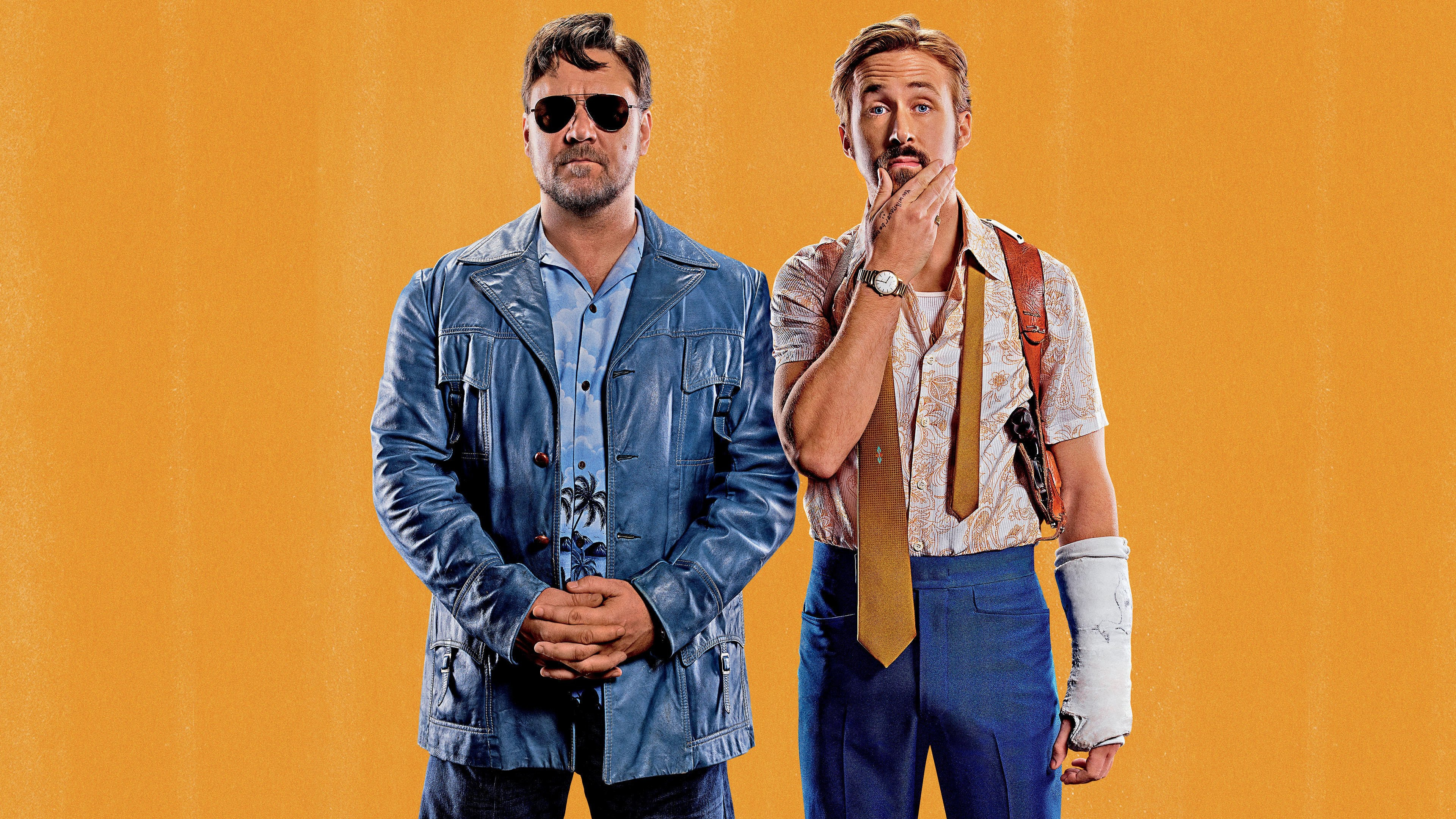 The Nice Guys (2016) Soundtrack