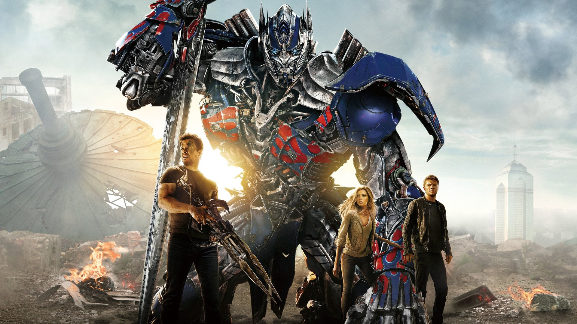 transformers age of� soundtrack music complete song