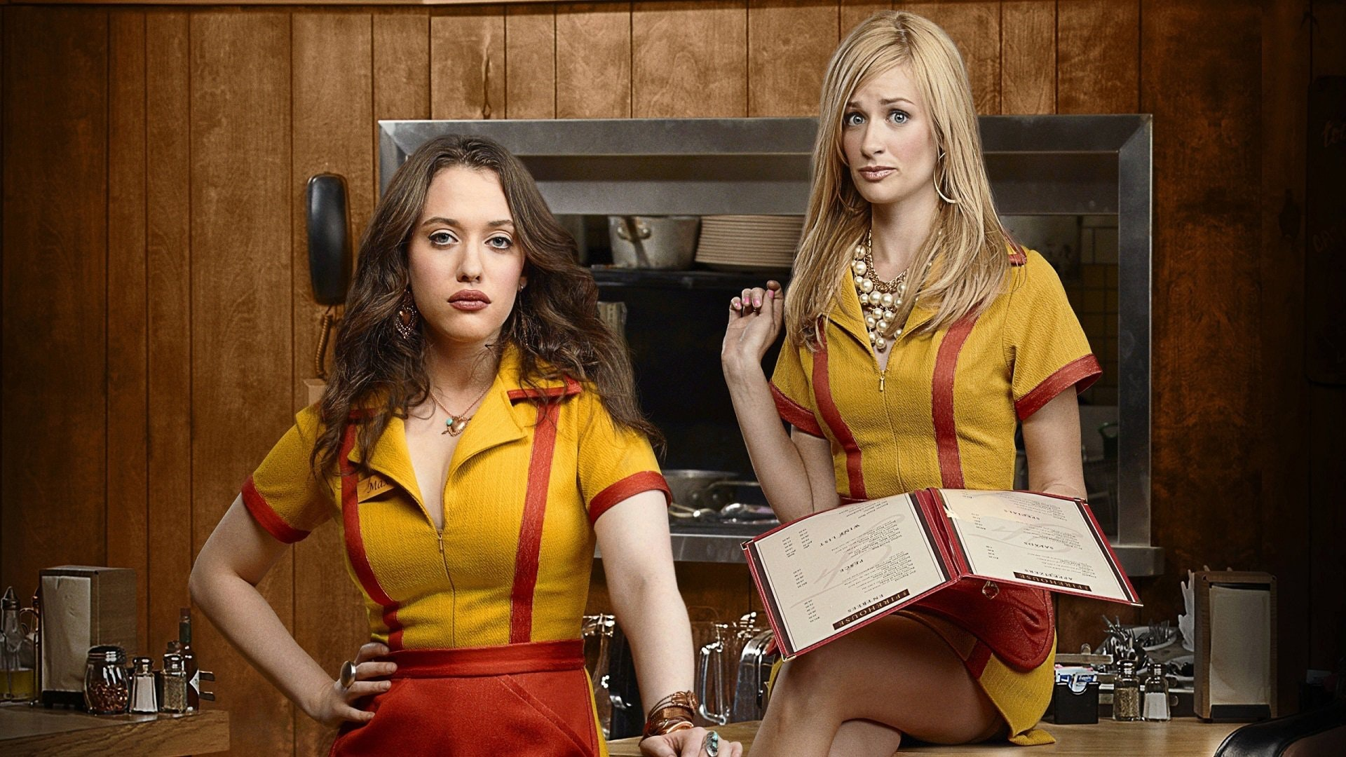 2 Broke Girls Soundtrack