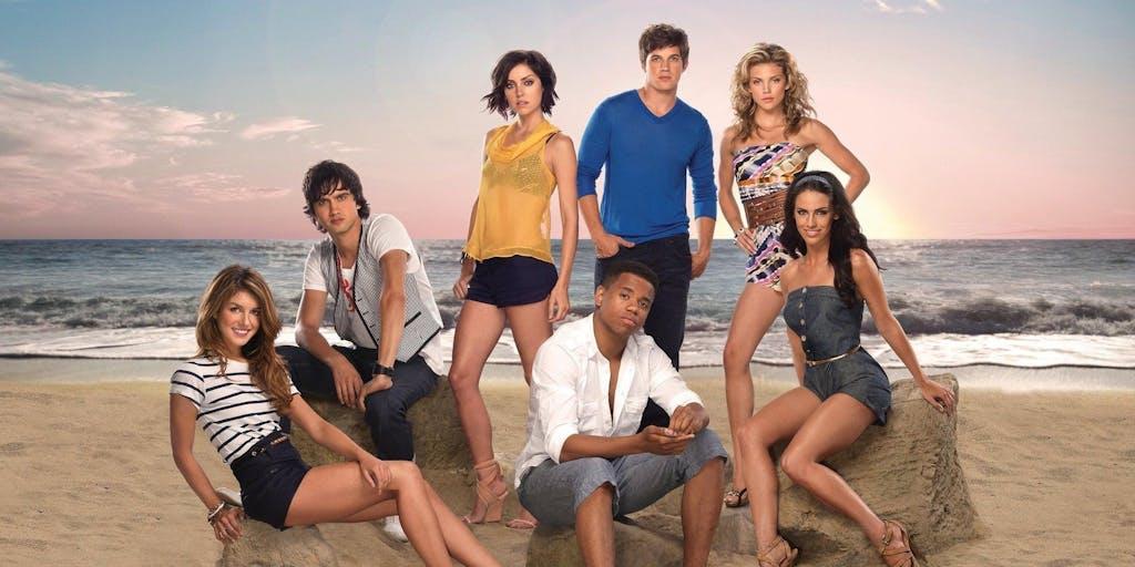 90210 Annie ja Liam alkavat dating