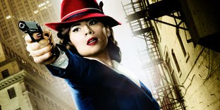 Agent Carter Soundtrack