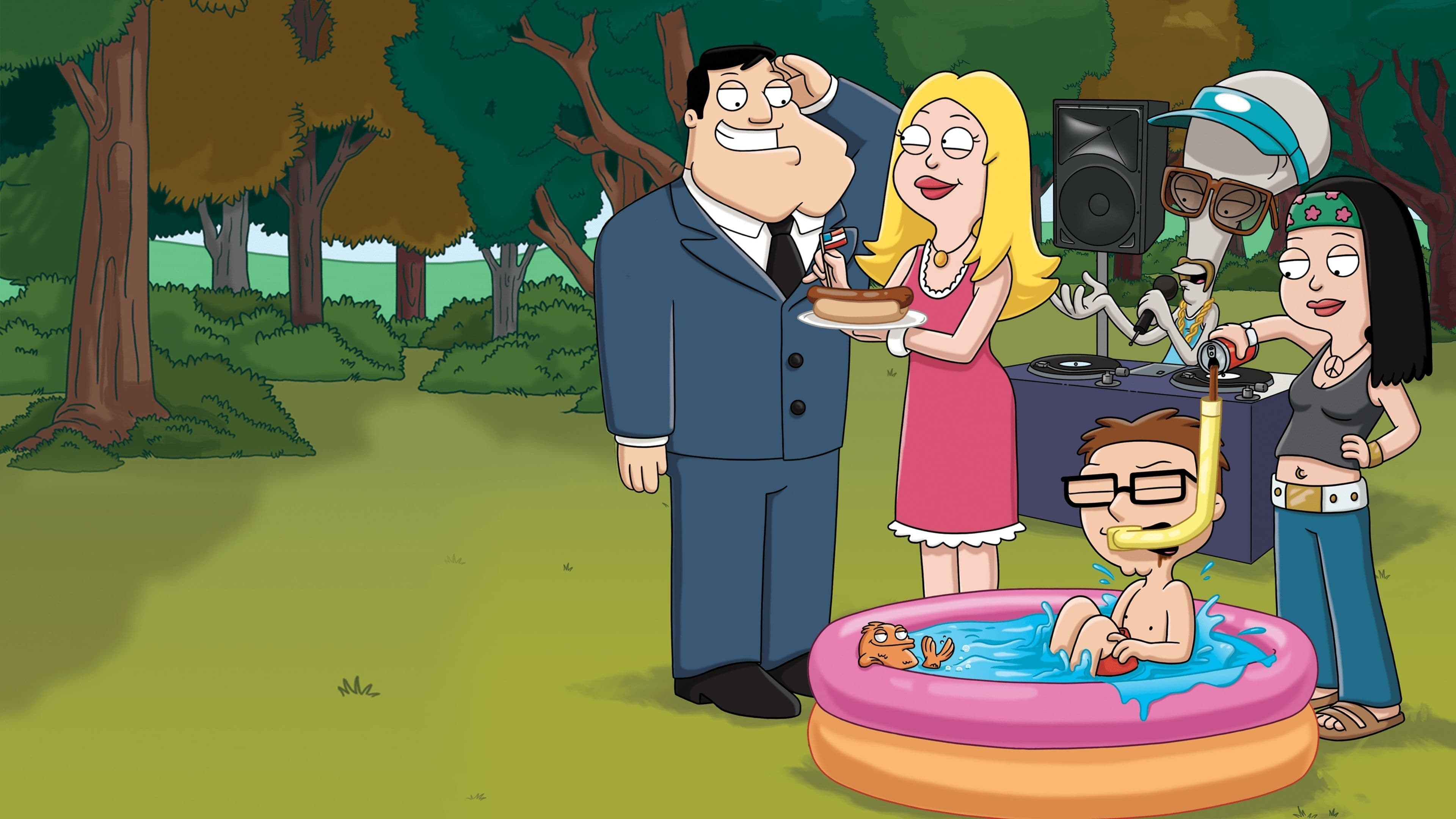 flirting with disaster american dad cast names list 2018