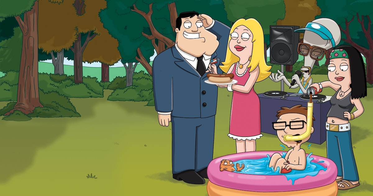 American Dad! Season 14 Music & Songs | Tunefind