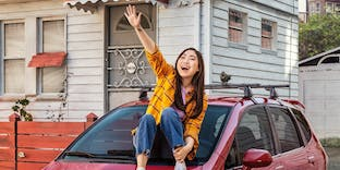 Awkwafina Is Nora from Queens Soundtrack