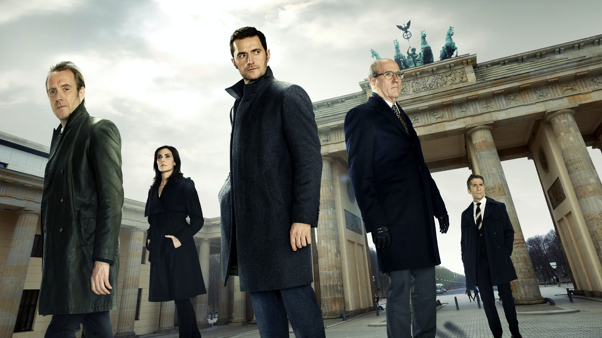 Berlin Station Soundtrack