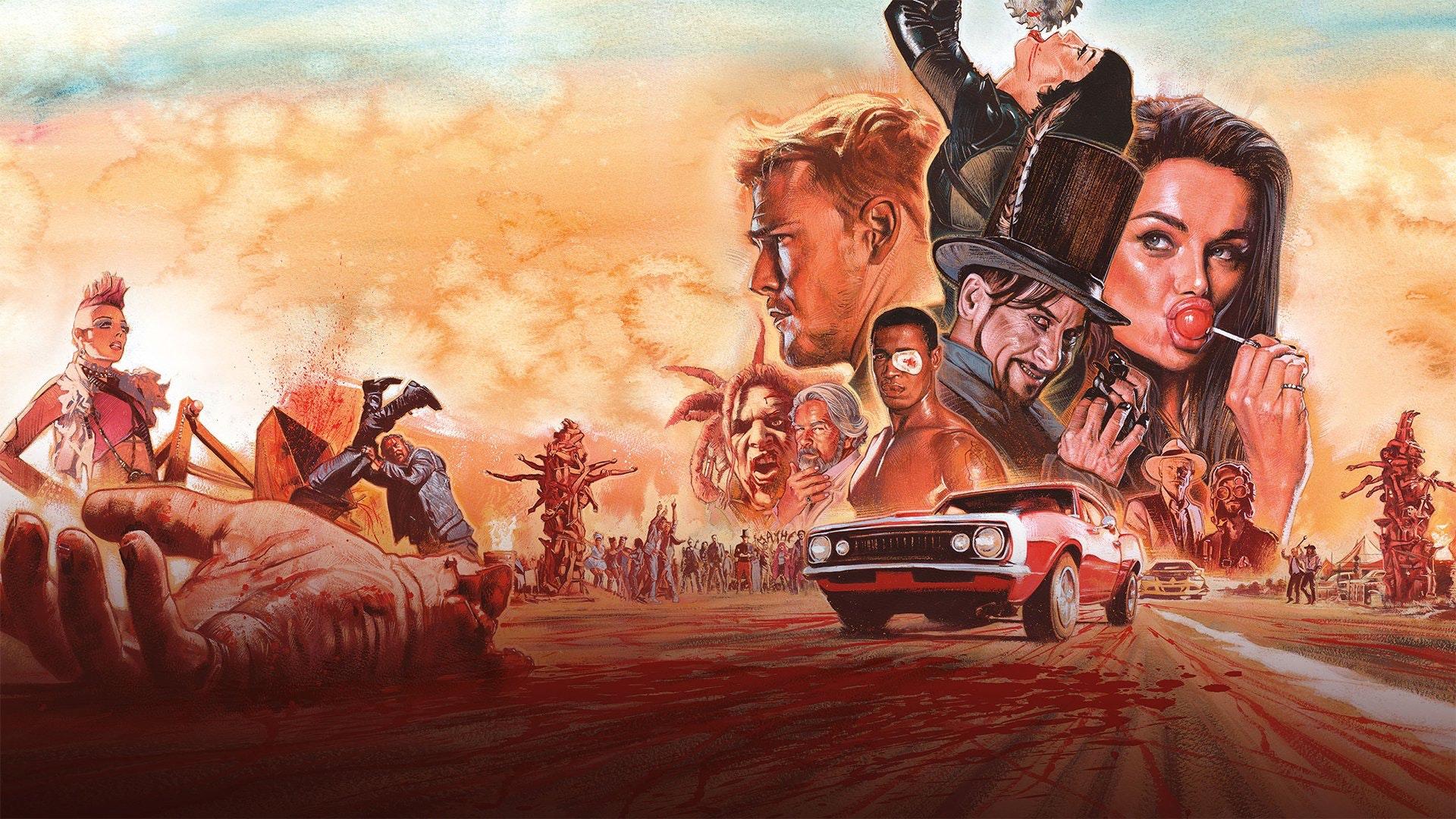 Blood Drive Soundtrack