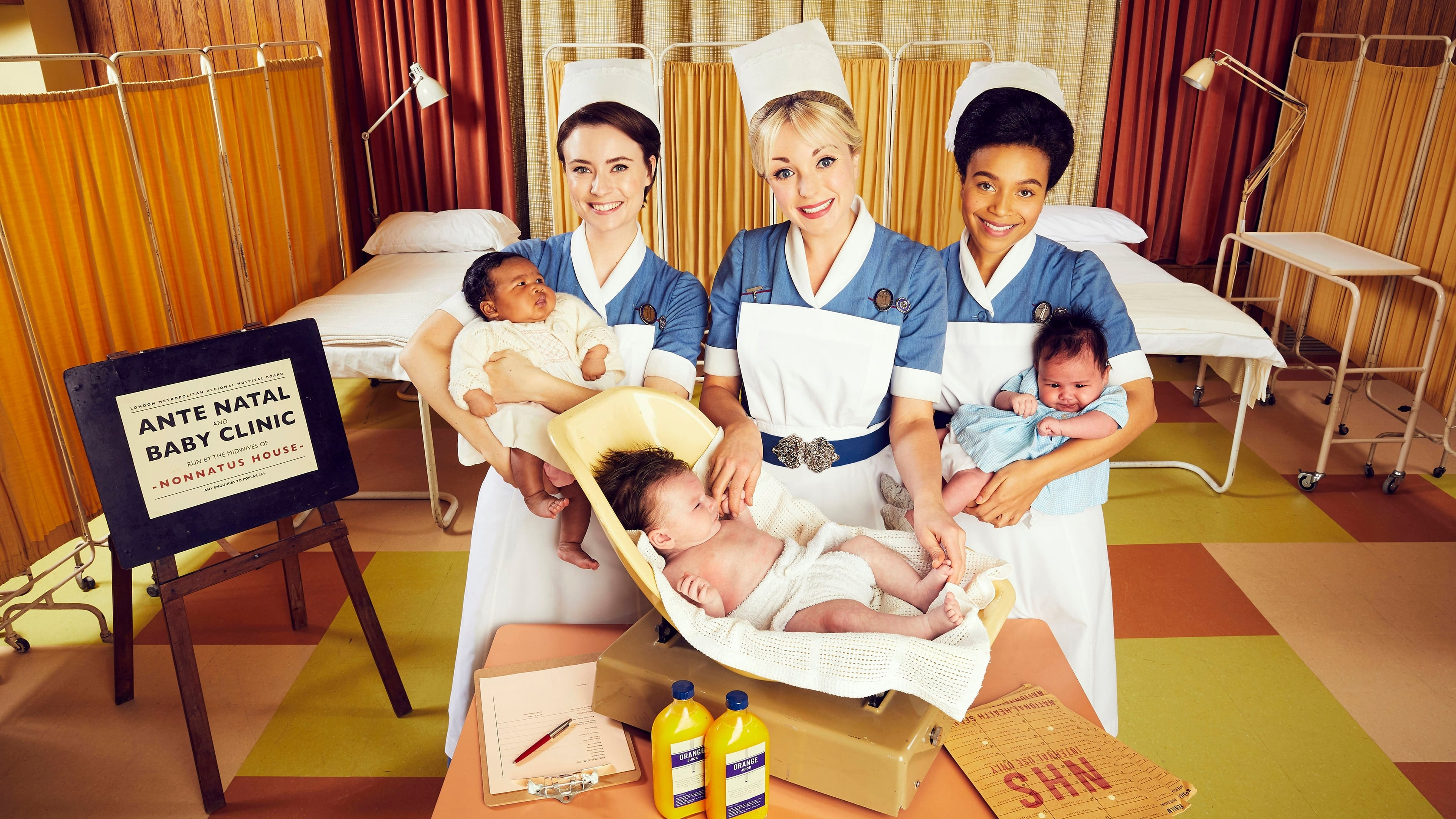 Call the Midwife Soundtrack