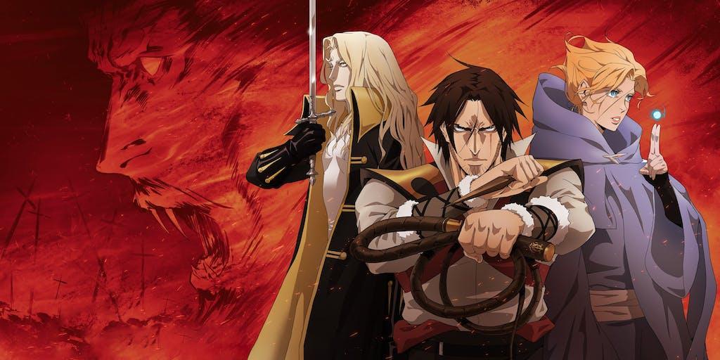 Castlevania Season 2 Music & Songs | Tunefind