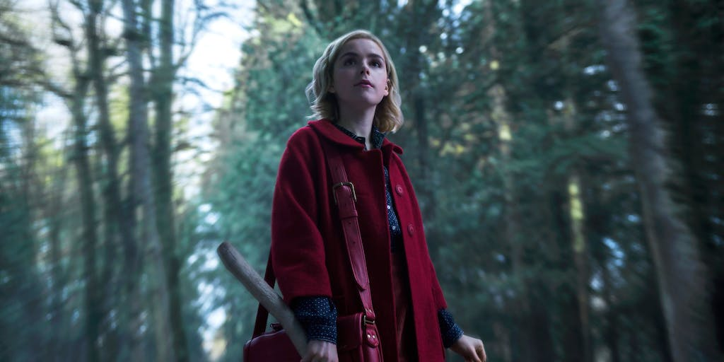 Chilling Adventures Of Sabrina Soundtrack S1e2 Chapter