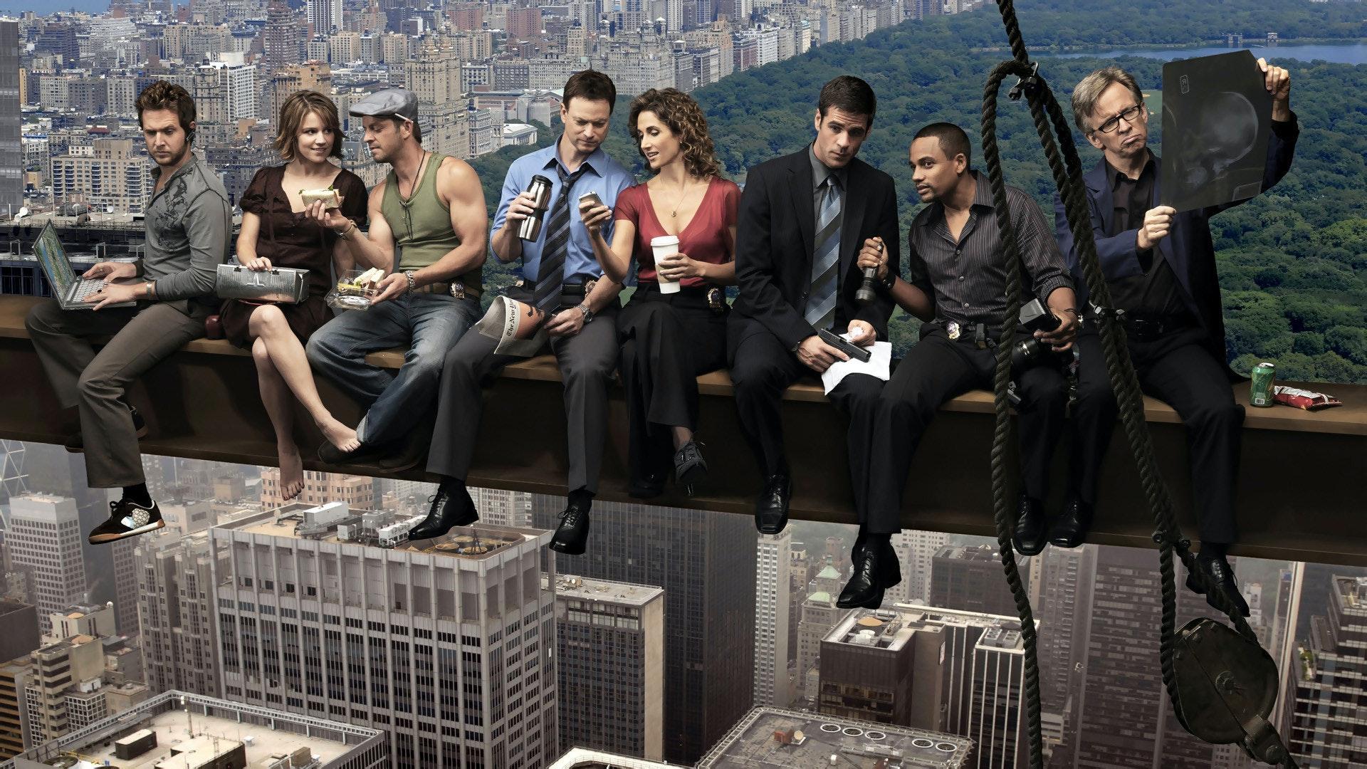 CSI: NY Soundtrack