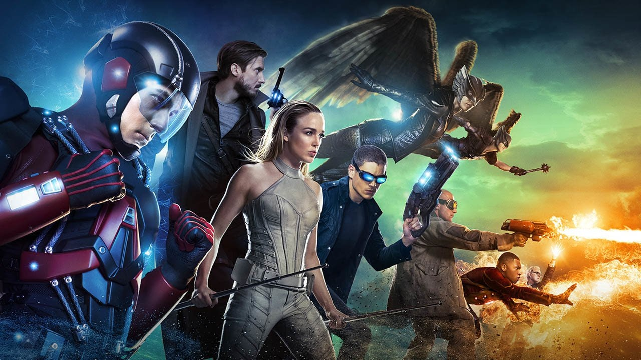 DC's Legends of Tomorrow Soundtrack