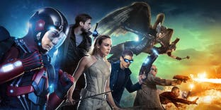 DC's Legends of Tomorrow Soundtrack