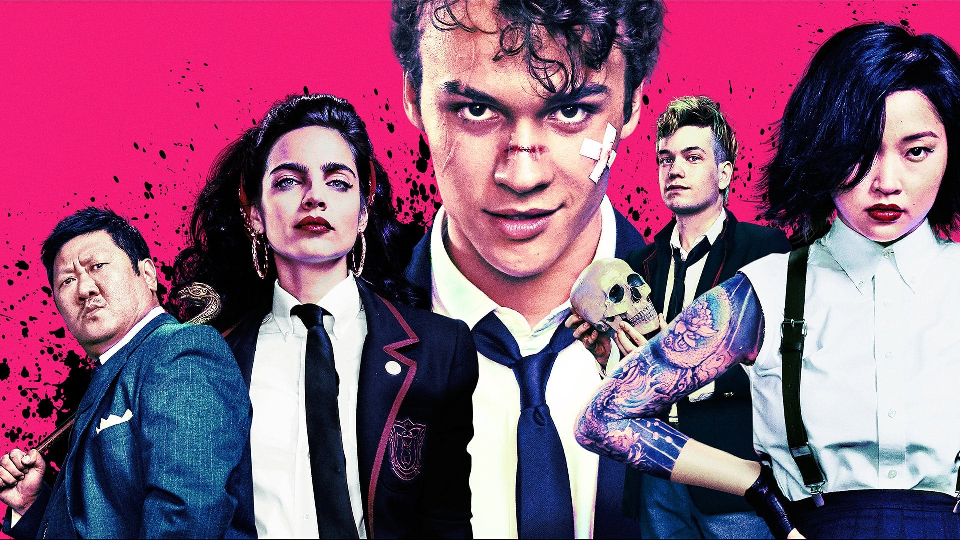 Deadly Class Soundtrack