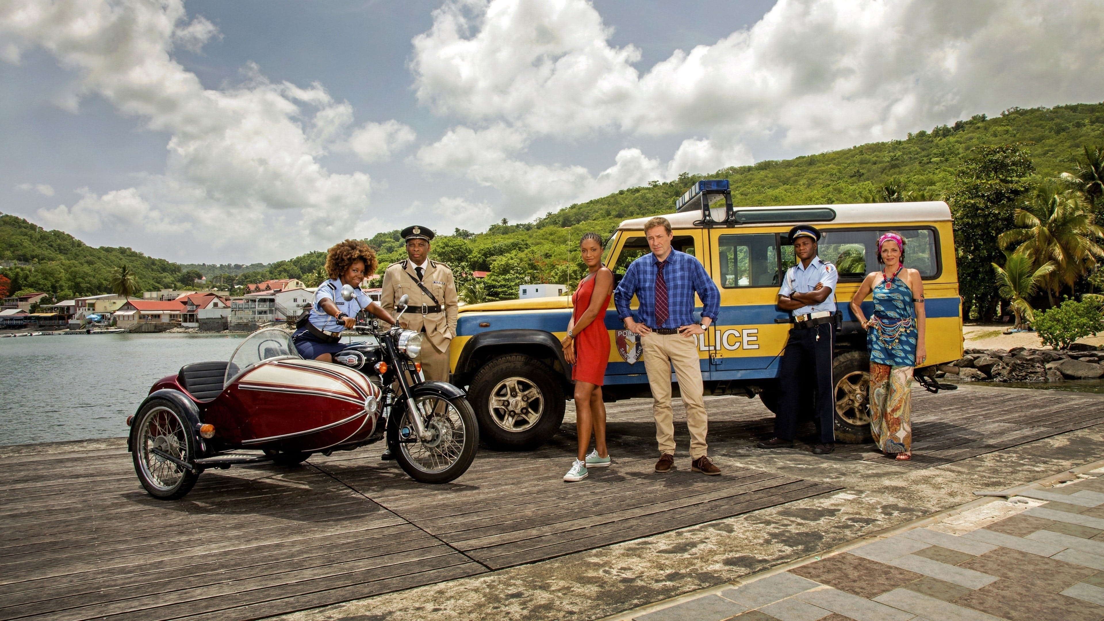 Death in Paradise Soundtrack