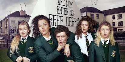 Derry Girls Soundtrack - Complete Song List | Tunefind