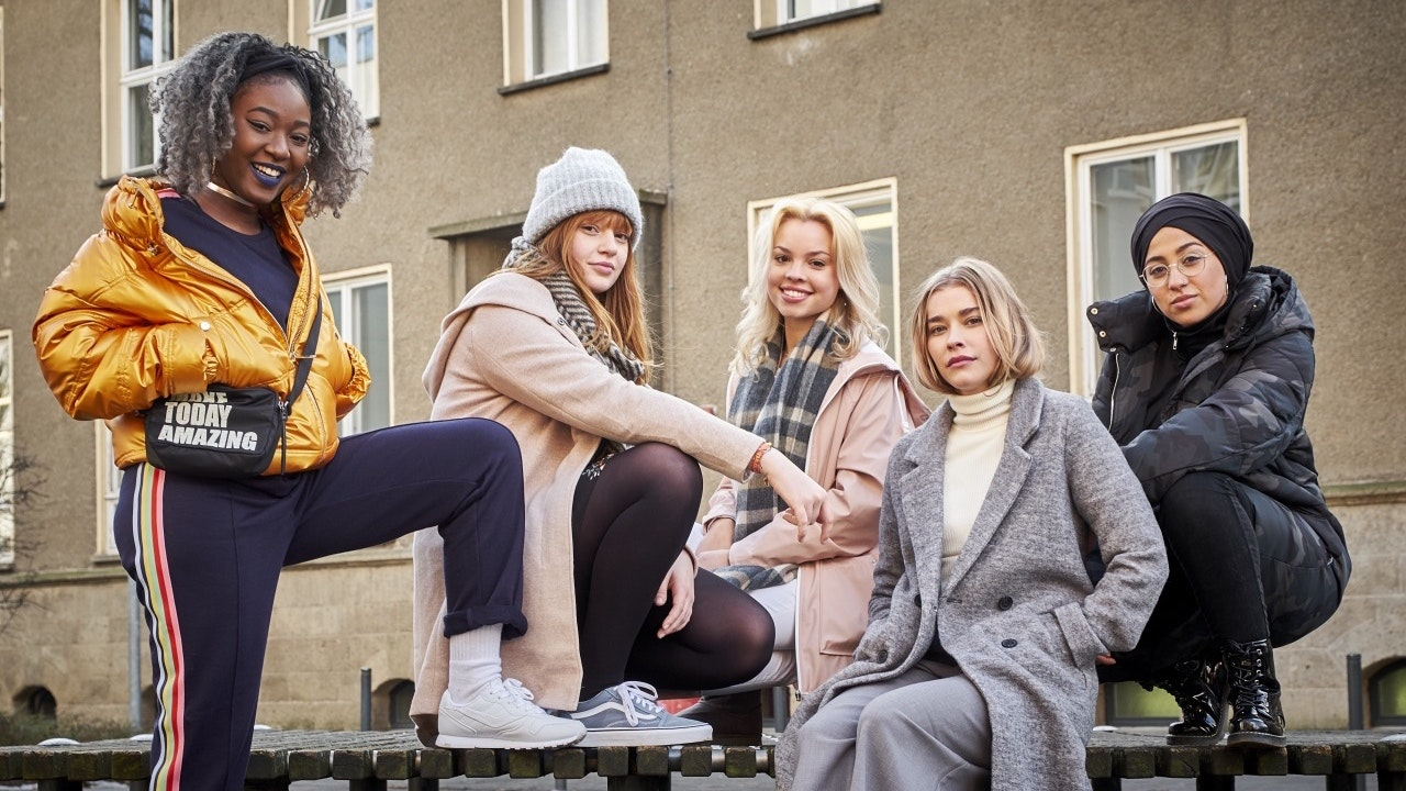 DRUCK (aka Skam Germany) Soundtrack