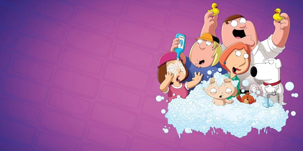 Family Guy Folge 1