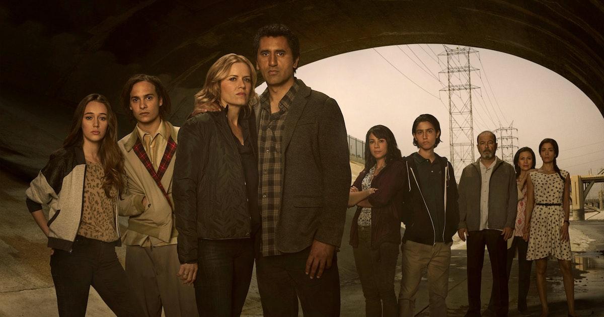 Fear The Walking Dead Season 4 Music & Songs | Tunefind