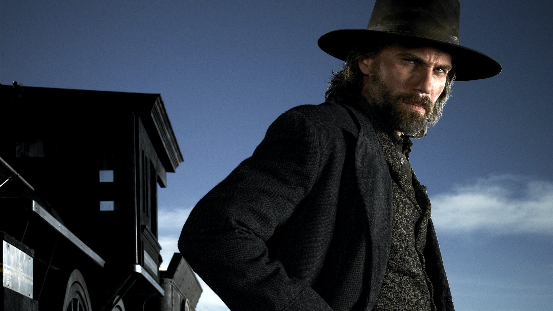 Hell on Wheels Soundtrack