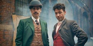 Houdini & Doyle Soundtrack