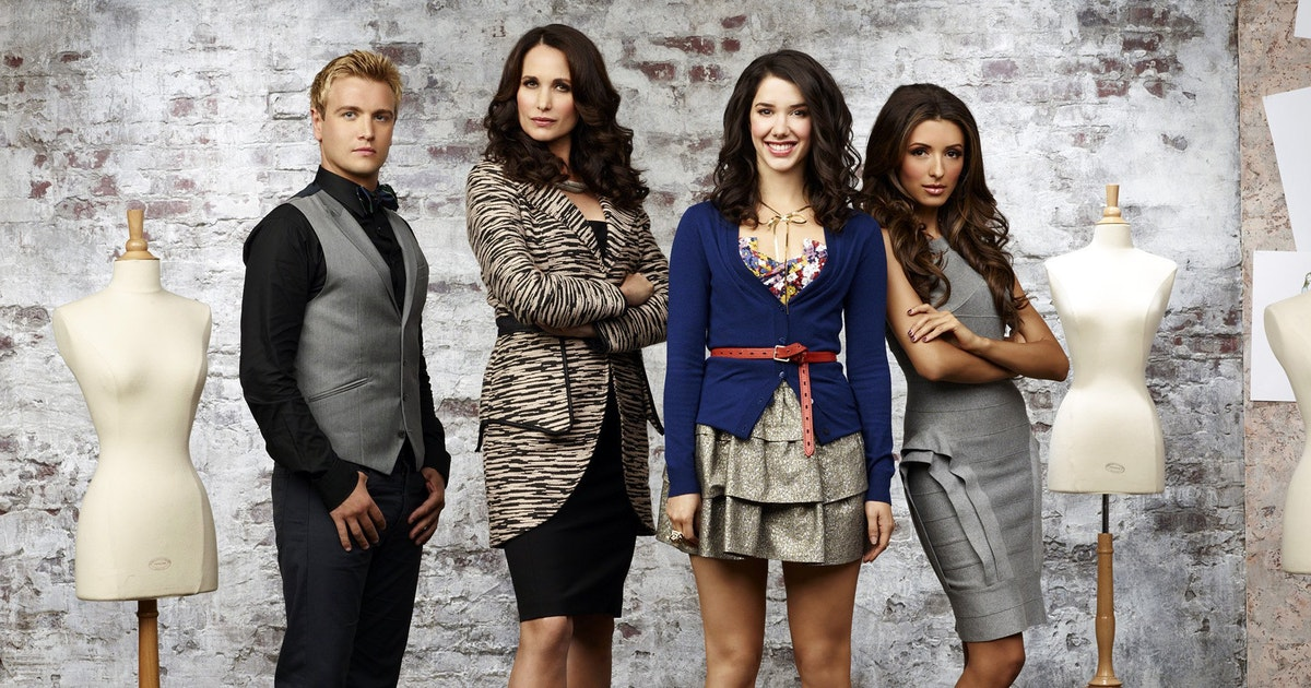 Jane by Design (TV Series 2012) - Full Cast & Crew - IMDb