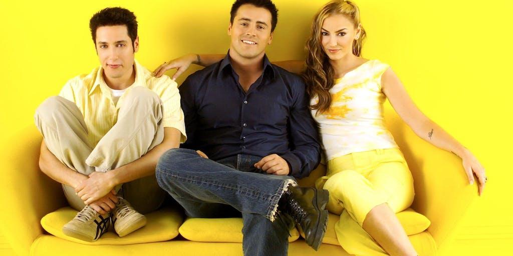 Joey Season 2 Soundtrack   Tunefind