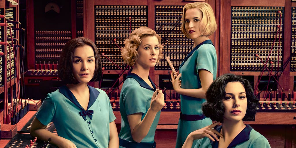 Las Chicas Del Cable Aka Girls Soundtrack