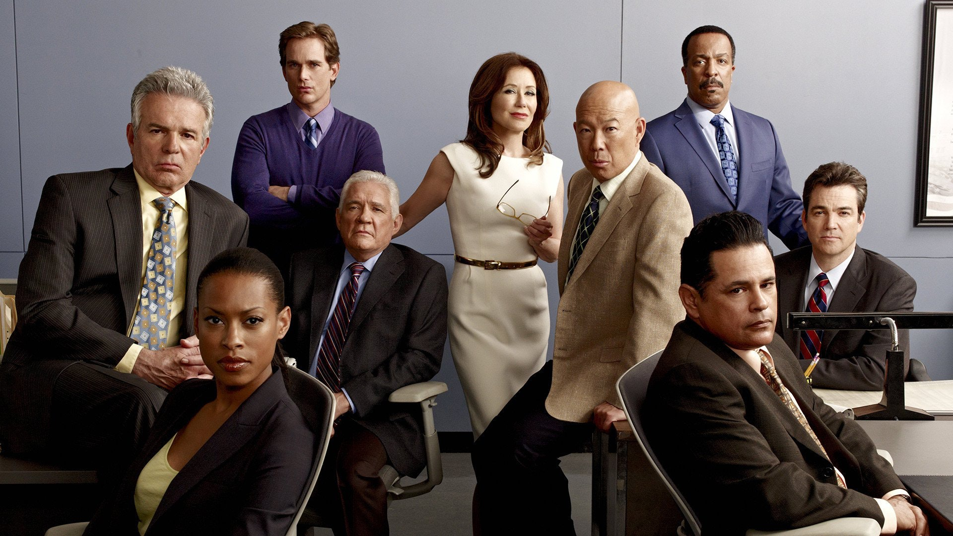 Major Crimes Soundtrack