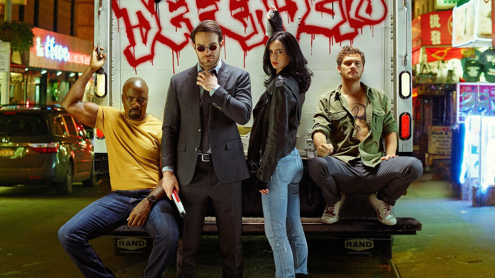 Marvel's The Defenders Soundtrack